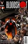 Bloodshot Vol 3 #6 Regular Arturo Lozzi Cover