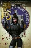 Executive Assistant Iris Vol 3 #1 Cover A Alex Lei