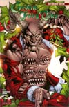 Grimm Fairy Tales 2012 Holiday Special Cover B Marat Mychaels
