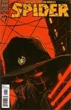 Spider #7 Regular Francesco Francavilla Cover