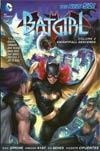 Batgirl (New 52) Vol 2 Knightfall Descends HC