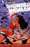 Wonder Woman (New 52) Vol 1 Blood TP