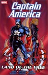 Captain America Land Of The Free TP