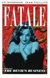 Fatale Vol 2 Devils Business TP