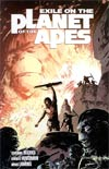 Exile On The Planet Of The Apes TP