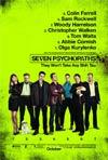 Seven Psychopaths Blu-ray DVD