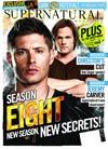 Supernatural Magazine #37 Newsstand Edition