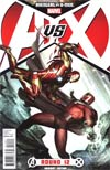 Avengers vs X-Men #12 Cover D Incentive Promo Variant Cover