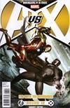 Avengers vs X-Men #12 Cover B Variant Team Avengers Cover