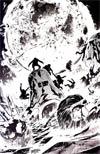 Planet Of The Apes Cataclysm #2 Incentive Gabriel Hardman Virgin Sketch Cover