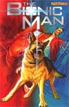 Bionic Man #13 Regular Alex Ross Cover