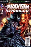 Phantom Stranger Vol 4 #1 Incentive Shane Davis Variant Cover
