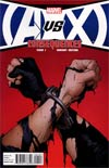 AVX Consequences #1 Cover B Incentive Paolo Rivera Variant Cover