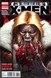 First X-Men #3 Incentive Edgar Delgado Variant Cover