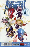 Uncanny Avengers #1 Variant Skottie Young Baby Cover