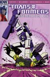 Transformers Regeneration One #84 Incentive Geoff Senior Variant Cover
