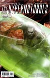 Hypernaturals #4 Regular Cover A Francesco Mattina