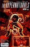 Hypernaturals #4 Regular Cover B Wesley Craig