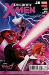 Uncanny X-Men Vol 2 #20 Variant Susan Komen Cover