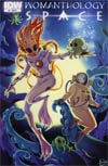 Womanthology Space #2 Incentive Hanie Mohd Variant Cover