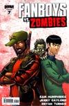 Fanboys vs Zombies #7 Regular Cover B Eddie Nunez