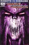 Transformers Robots In Disguise #10 Regular Cover A Livio Ramondelli