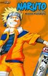Naruto 3-In-1 Edition Vols 10 - 11 - 12 TP