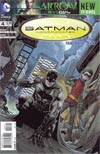 Batman Incorporated Vol 2  #4 Cover C Variant Andy Clarke Cover