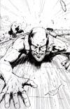 Extermination #5 Incentive Trevor Hairsine Virgin Sketch Cover