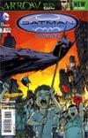 Batman Incorporated Vol 2 #7 Regular Chris Burnham Cover