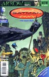 Batman Incorporated Vol 2 #7 Combo Pack With Polybag