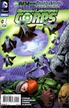 Green Lantern Corps Vol 3 Annual #1 (Rise Of The Third Army Tie-In)