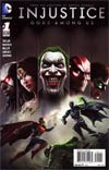 Injustice Gods Among Us #1 1st Ptg Regular Jheremy Raapack Cover