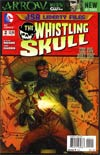 JSA The Liberty Files The Whistling Skull #2