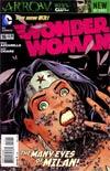 Wonder Woman Vol 4 #16 Regular Cliff Chiang Cover