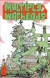 Multiple Warheads Alphabet To Infinity #4