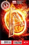 Avengers Arena #3 1st Ptg Regular Greg Horn Cover