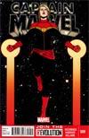 Captain Marvel Vol 6 #9
