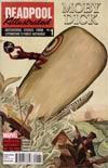 Deadpool Killustrated #1 1st Ptg
