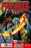 Fantastic Four Vol 4 #3 1st Ptg Regular Mark Bagley Cover
