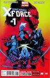 Uncanny X-Force Vol 2