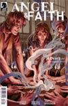 Angel And Faith #18 Regular Steve Morris Cover