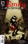 Emily And The Strangers #1 Regular Emily Ivie & Buzz Parker Cover