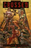 Crossed Badlands #11 Mean Spirited Cvr