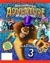 Dreamworks Adventure Magazine #3