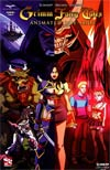 Grimm Fairy Tales Animated One Shot Regular Jon Schnepp Cover