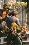 Grimm Fairy Tales Presents Godstorm #4 Cover B Douglas Sirois