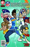 NFL Rush Zone Season Of The Guardians #1 32-Team Variant Cover Pack