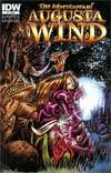 Adventures Of Augusta Wind #3 Regular Vasillis Gogtzilas Cover