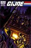GI Joe Vol 5 #21 Regular Kenneth Loh Cover